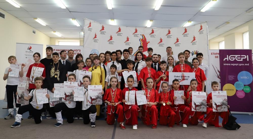 AGEPI, Partner of the National <b>Wushu Kungfu</b> Championship Stage